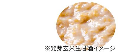発芽玄米生甘酒イメージ